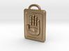 JoJo Hand Emblem 3d printed