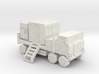 Pershing 1-A PTS/PS Truck - 1:285 scale, With back 3d printed
