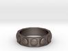 Dalek Ring Size 6 3d printed