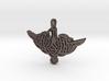Celtic Bird Medallion 3d printed