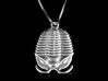 Trilobites Pendant 3d printed Add a caption...