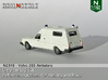 Volvo 265 Ambulans (N 1:160) 3d printed