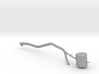 Marshmallow Candle Snuffer 3d printed