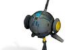 ScanBot - Wildstar 3d printed