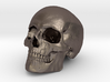 Yorick Full Skull with Latin Inscription 3d printed