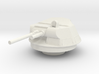 M113A1 T-50 Turret 1/30 3d printed