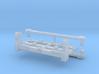 Rowa/MRC N Scale Berkshire Eccentric Parts - 1:160 3d printed