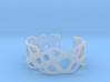 Cellular Bracelet Size S 3d printed