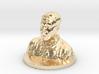 Hannes 14K Gold 3d printed