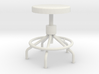 1:24 Sputnick stool 3d printed