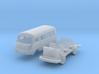 Hanomag-Henschel F25 Kombiwagen (TT 1:120) 3d printed