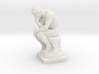 The Thinker (1:160) 3d printed
