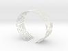 Maze Bracelet Size S 3d printed