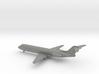 Fokker 100 3d printed