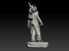 Schoony - Where The Wild Things Are Pendant 3d printed