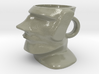 Moai Cofee Cup 3d printed