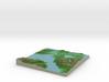 Terrafab generated model Tue Aug 12 2014 11:29:42  3d printed