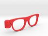 Glasses Penciltop: The Beatnik 3d printed