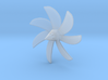 1/144 Permit/Thresher 593 class 7-blade propeller 3d printed