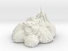 Seductive Dragon Blob 3d printed