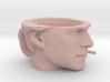 Clint Eastwood Cup 3d printed