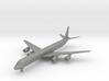 DC-8-73 w/Gear (PA12) 3d printed