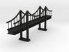 Suspension Bridge 1 3d printed
