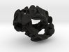 Interlinked rings 3d printed