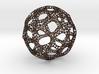Voronoi Sphere 100mm 3d printed