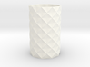 Patterned Mathematical Vase (100mmx60mm) 3d printed