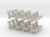24-tuplets 3d printed