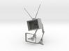 TV Bot  -v3 (Body n Frame) 3d printed