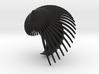 Fractal Conch -2(M) 3d printed