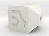 Rune Bead 3d printed