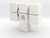 Easy Cuboid: 1x2x3 3d printed
