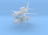 1/700 E-7A Wedgetail AEW&C (x2) 3d printed