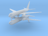 1/700 KC-767 Aerial Refueling Aircraft (x2) 3d printed