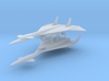 1/700 XB-70A Valkyrie (Dual Mode) (x2) 3d printed