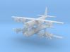 1/700 C-130J Super Hercules (x2) 3d printed