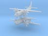 1/700 C-295M (x2) 3d printed