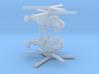 1/700 Ka-27 Helix (x2) 3d printed