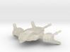 Ryuushi Warleader 3d printed