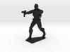 Sports Vigilante 3d printed