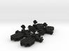 8 Long Range Spaceship x4 3d printed