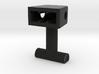 Minifig Cufflink 3d printed