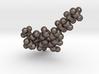 THC Molecule 3d printed