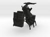 Barrage Beetle 3d printed