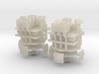 9 Air Oil Rig x2 3d printed