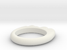 Glop Ring 3d printed