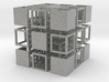Interlocked Dice 3d printed